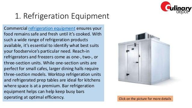 Food & Beverage Commercial Kitchen Equipment - Restaurants, Supermark…
