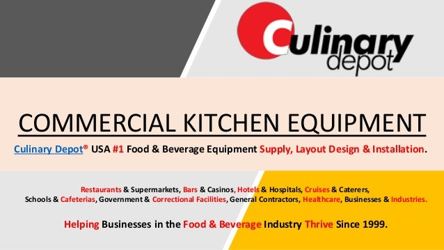COMMERCIAL KITCHEN EQUIPMENT Restaurants U0026 Supermarkets, Bars U0026 Casinos,  Hotels U0026 Hospitals, ...