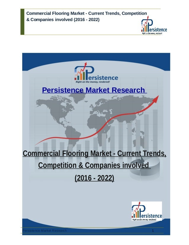 Commercial Flooring Market   Current Trends, Competition U0026 Companies  Involved (2016   2022) ...