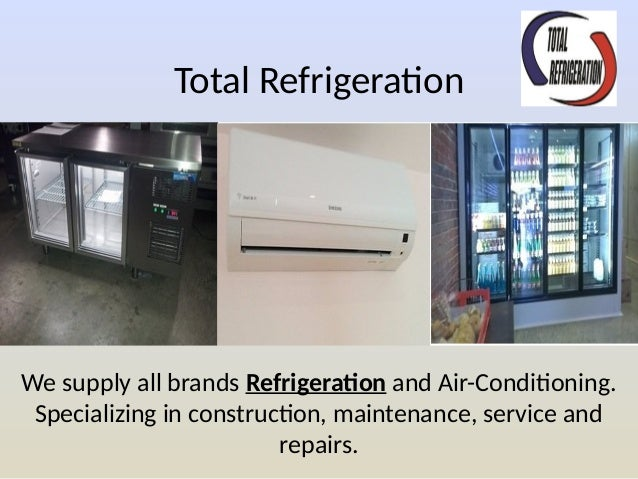 Commercial Freezer Melbourne - Total Refrigeration