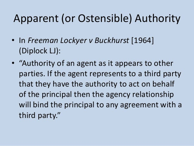 an analysis of agency law and the principal agent relationship Understood in ordinary and in legal discourse, the principal-agentj relation is a   the principal-agent theory is in the standard economic tradition both principal  and agent are  elements with the impressive structure of economic analysis.