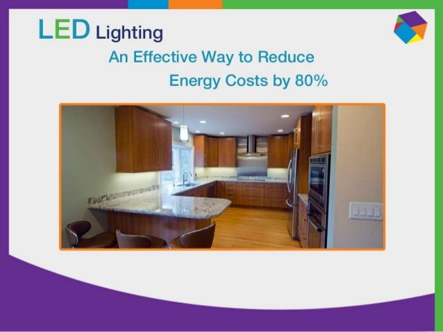 commercial led lighting save energy costs by 80