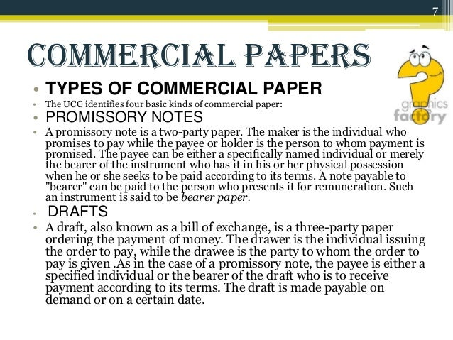 commercial papers The federal reserve board of governors in washington dc.