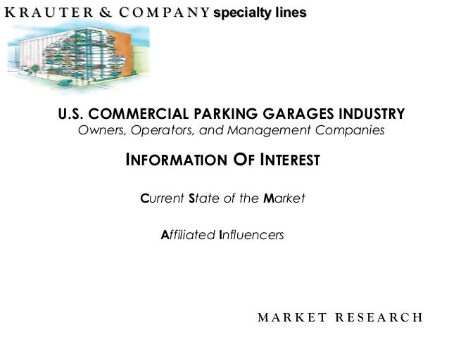 M A R K E T R E S E A R C H INFORMATION OF INTEREST Current State of the Market Affiliated Influencers KK R A U T E RR A U...