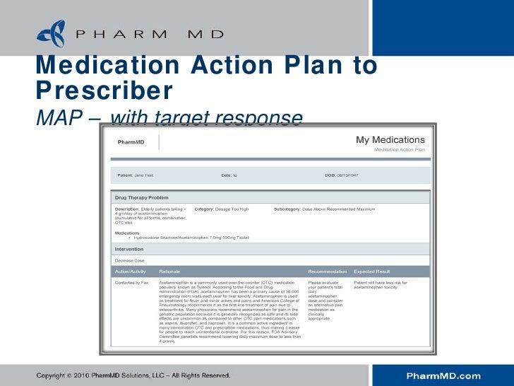 Target drug plan