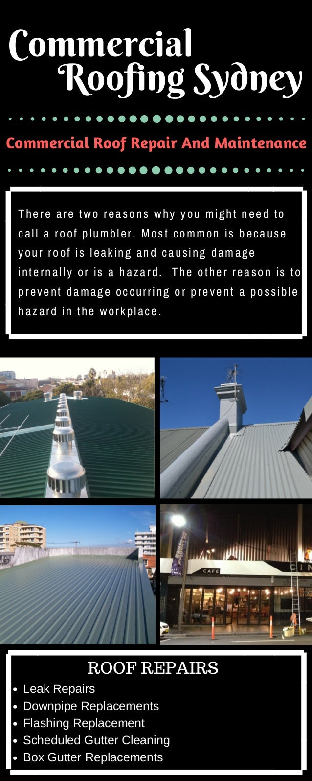 Commercial Industrial Roof Replacements Across Sydney