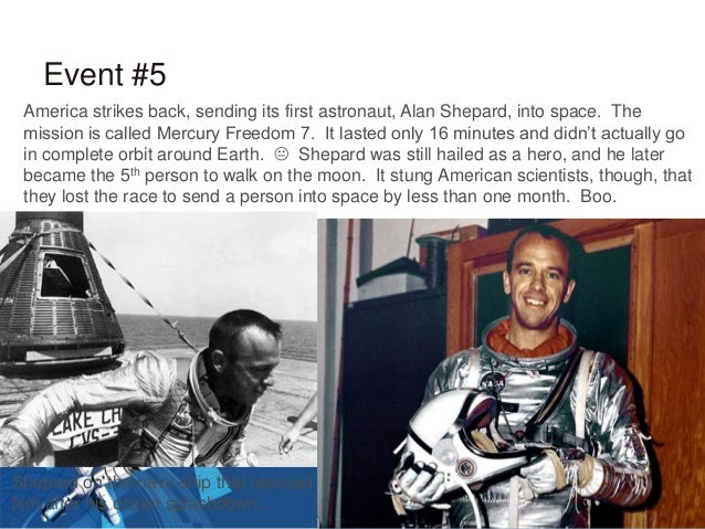 Image result for alan shepard first man into space