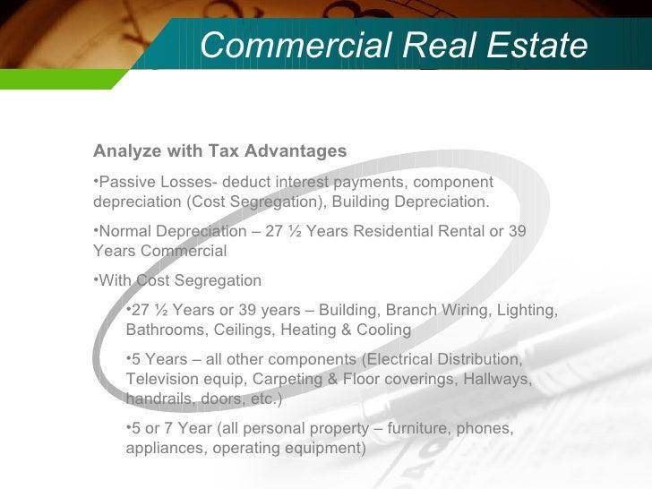 Tax Advantages Of Llc For Rental Property