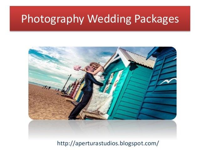 Commercial wedding video presentation Slide 2
