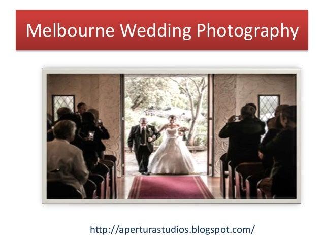 Commercial wedding video presentation Slide 3