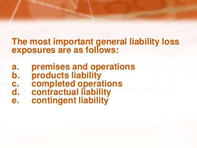 liability insurance important most