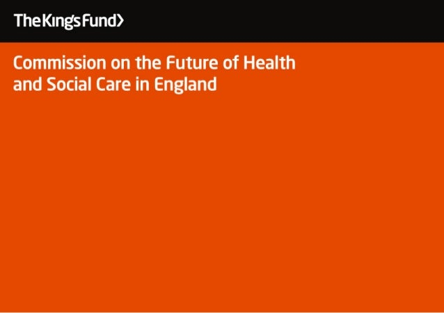 Prinicples of health and social care