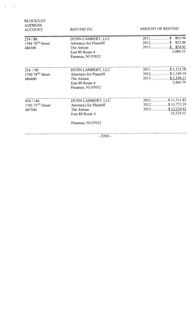 north bergen city expenses for may 2015 1 of 2
