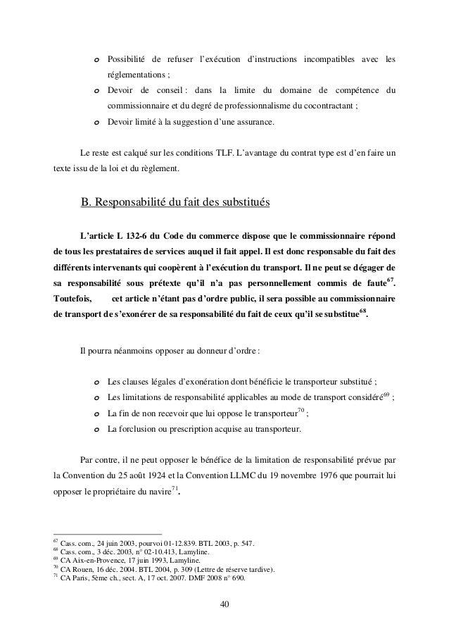 modele lettre de reserve transport Commissionnaire de transport modele lettre de reserve transport