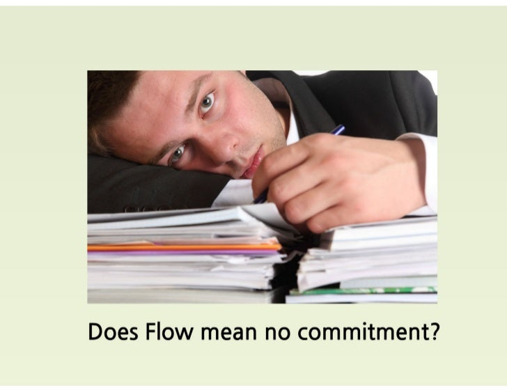 Delivery Commitment in Kanban
