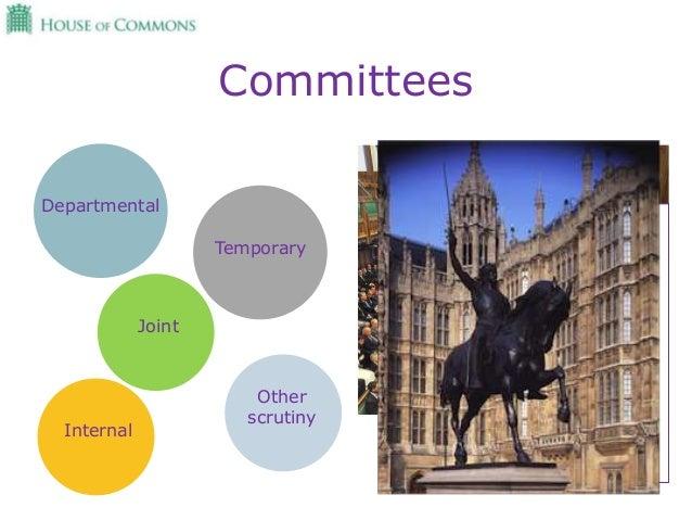 Select Committees Slide 2