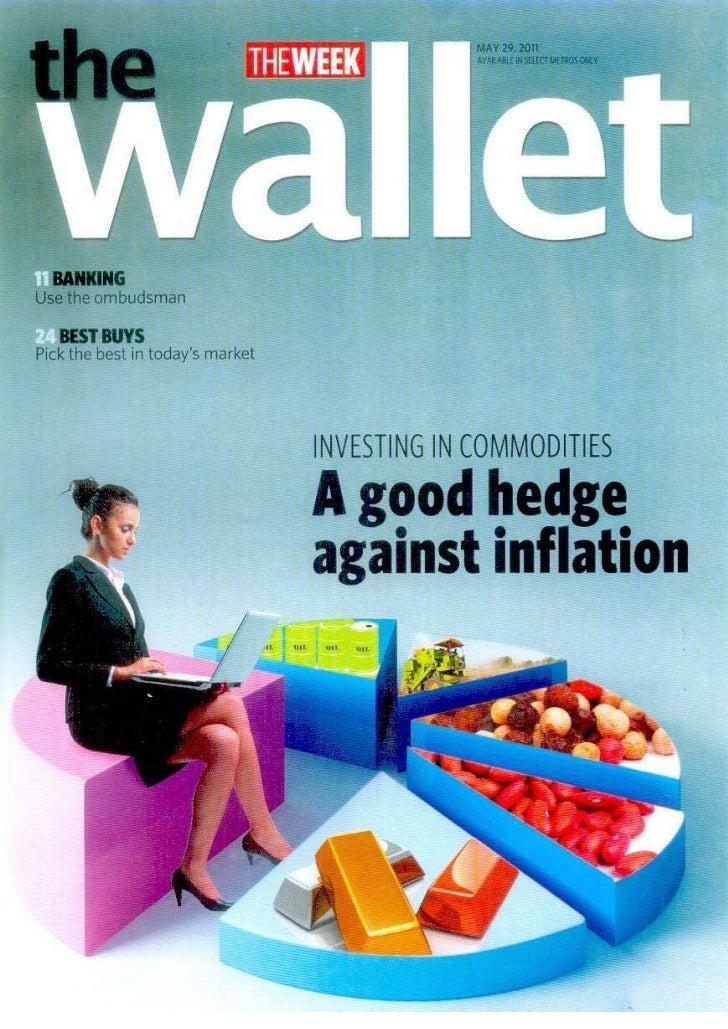 Commodities Diversification Tool - The Week by Arihant Capital's Shruti Jain May-2011