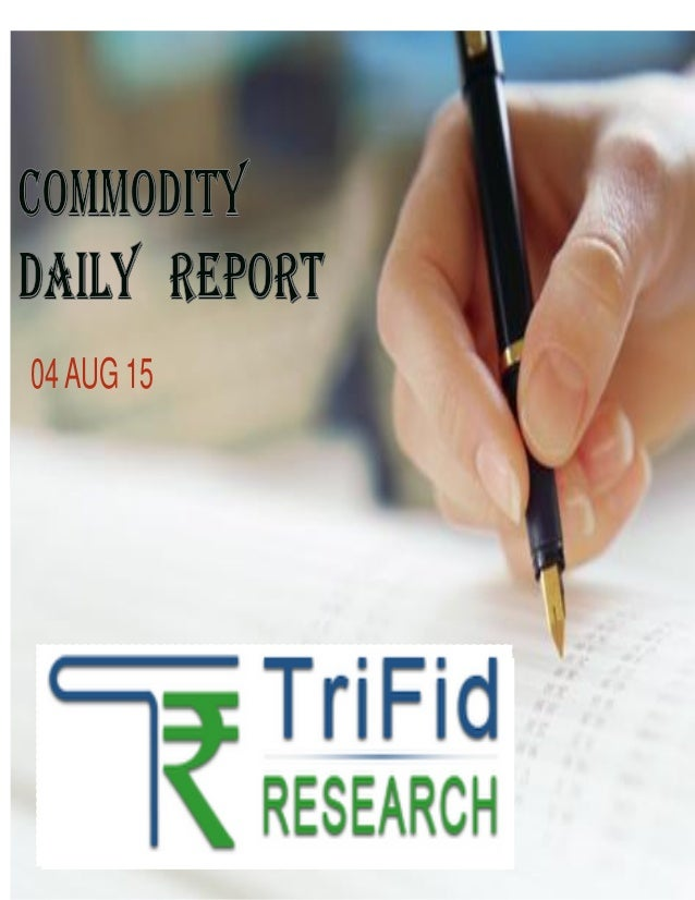 commodity trading research paper Research paper duncan brack, adelaide glover and laura wellesley energy, environment and resources| january 2016 agricultural commodity supply chains trade, consumption and deforestation.