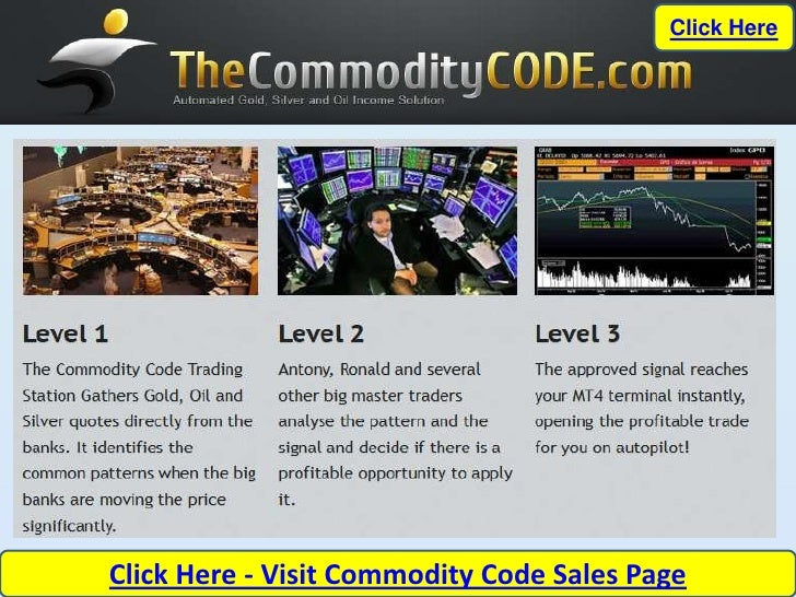 How Does Commodity Trading Work – The Commodity Code AMBER ...