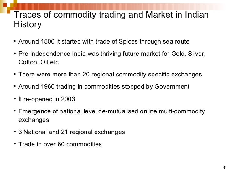 Futures and option trading in india