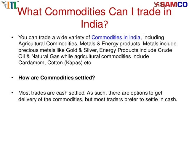 Ifja trading options