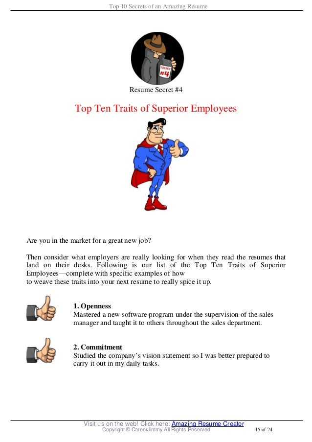Common Mistakes Done with Resume for Freshers