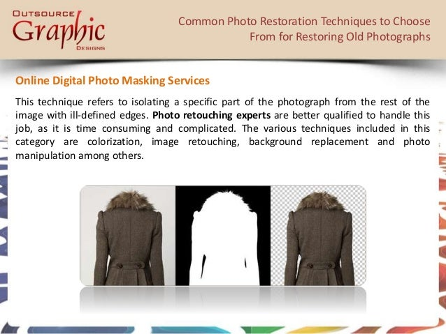 Common Photo Restoration Techniques to Choose From For