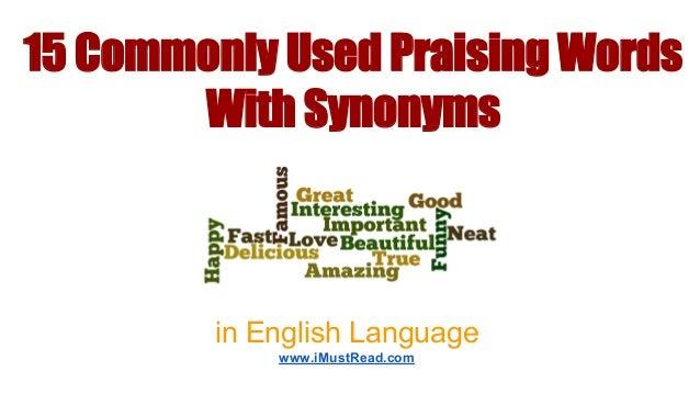 words for praising beauty