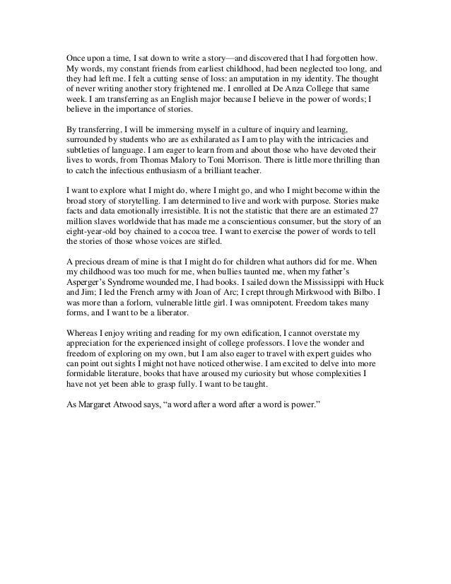 Uc transfer application essay questions