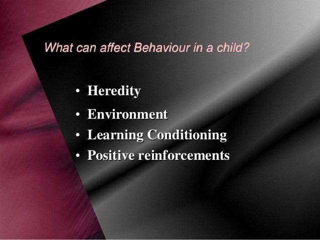 Common Behavior Disorders In Children