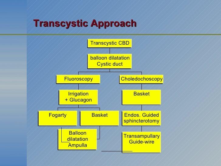Transcystic Approach