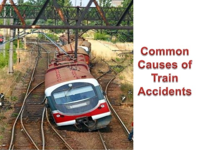 Train Accidents and Injury