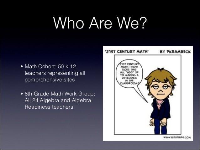 Common Core Mathematics Update Slide 2