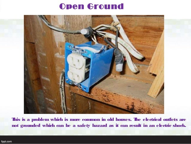 House Wiring Open Ground ndash The Wiring Diagram ndash readingrat net