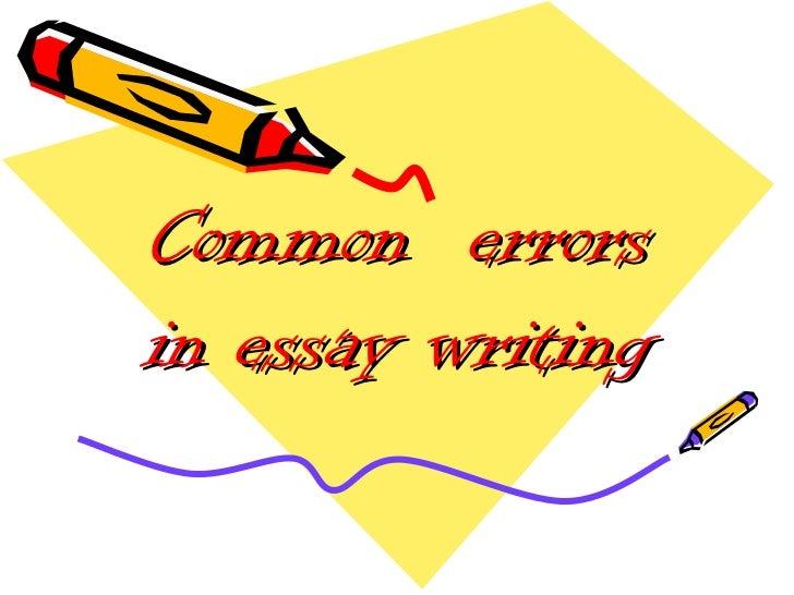 Influence essay common app
