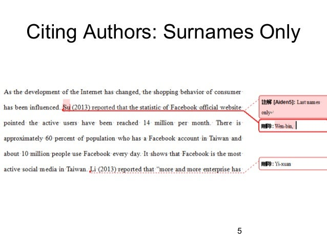 4 Common APA Style Mistakes for In-Text Citations