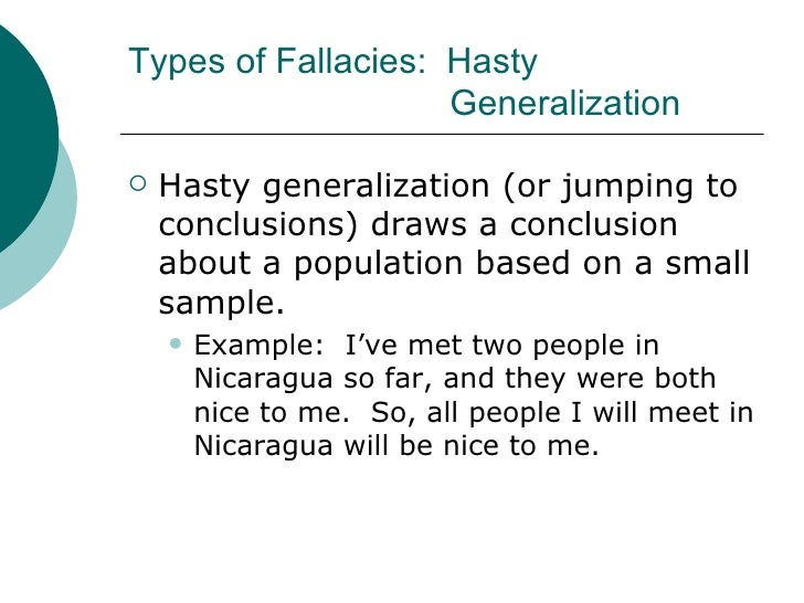 Common Fallacies Inadvertisingpowerpoint