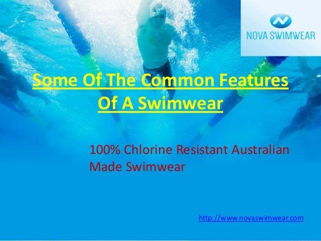 Nova Swimwear Boys Jammers Aquatic Chlorine Resistant Swimsuit
