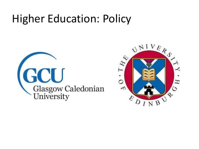 Higher Education: Policy http://www.gcu.ac.uk/library/usingthelibrary/copyright/reusingcontent/