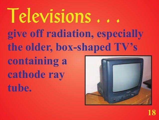 Common Items That Emit Radiation