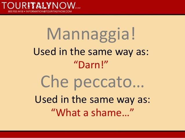 Common Italian Expressions 11