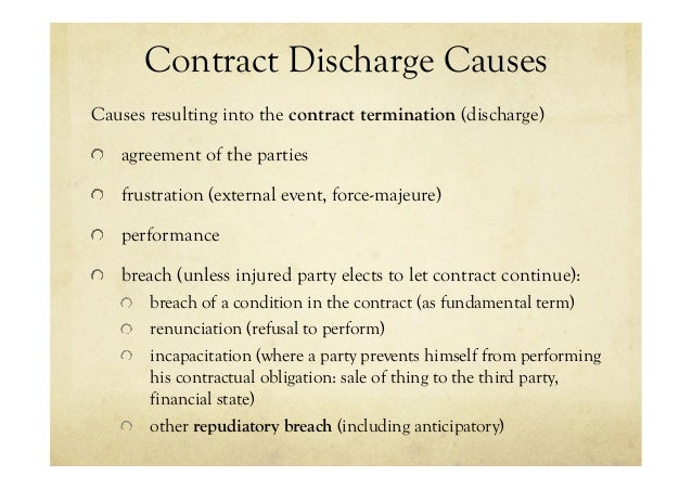 Contracts  Common Law Breach Remedies  Claims Defence  Natalia Pe