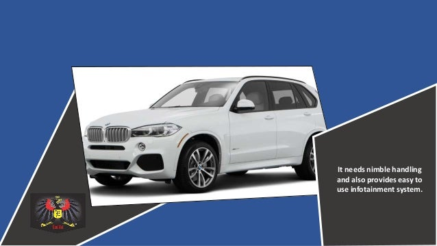 Commonly Noticed Problems in a BMW X5 Model