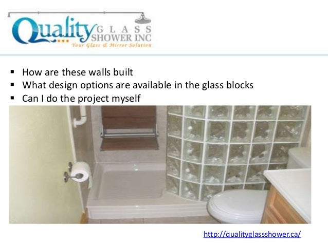 Commonly Raised Questions To Turn Your Bathtub Into A Glass Block Walk In  Shower
