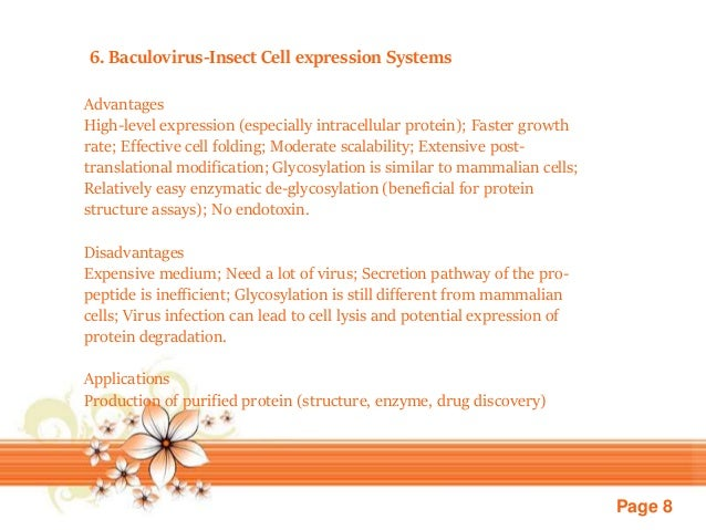 Commonly used protein expression systems—pros &