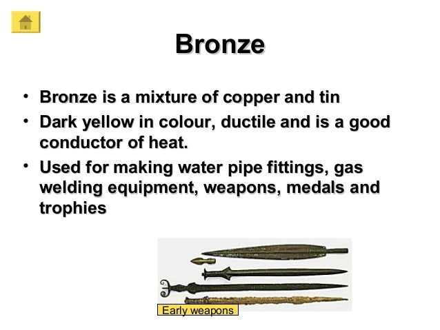 Common metals