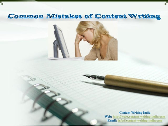 Content Writing IndiaWeb: http://www.content-writing-india.com Email: info@content-writing-india.com