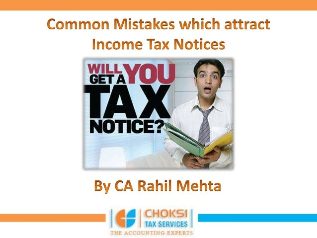 The Income Tax Department has launched a drive to ensure greater tax compliance. Thousands of taxpayers having discrepanci...