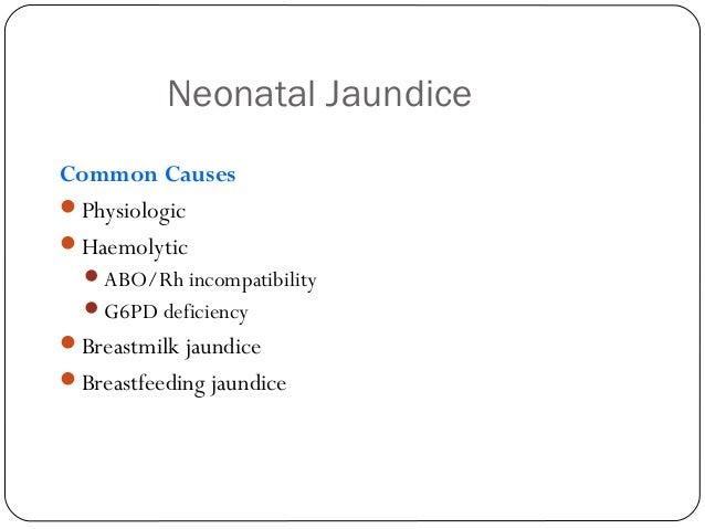 Common neonatal skin problems