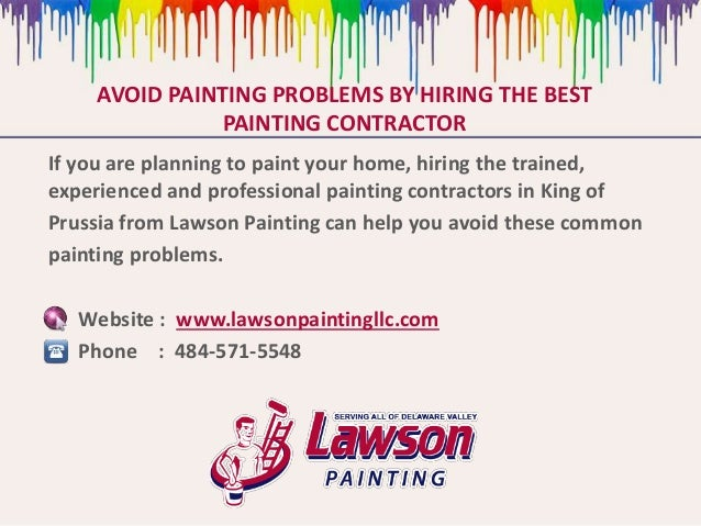 paint problems and solutions pdf